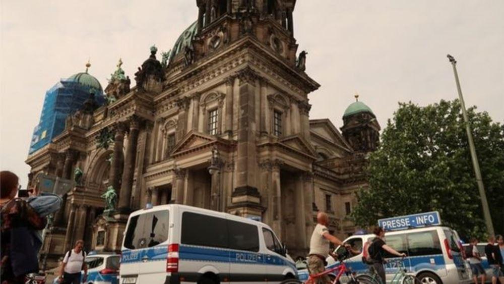 Γερμανία: Μεγάλη επιχείρηση της Αστυνομίας στο Βερολίνο και το Βραδεμβούργο για Ισλαμιστική οργάνωση