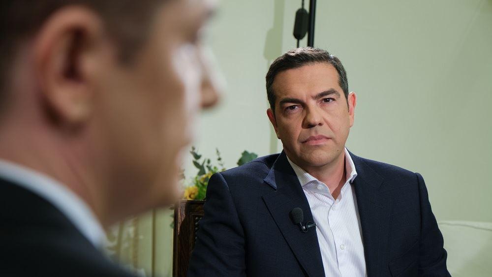 Τσίπρας: Διαγραφή ιδιωτικού χρέους 40%-60% με 120 δόσεις