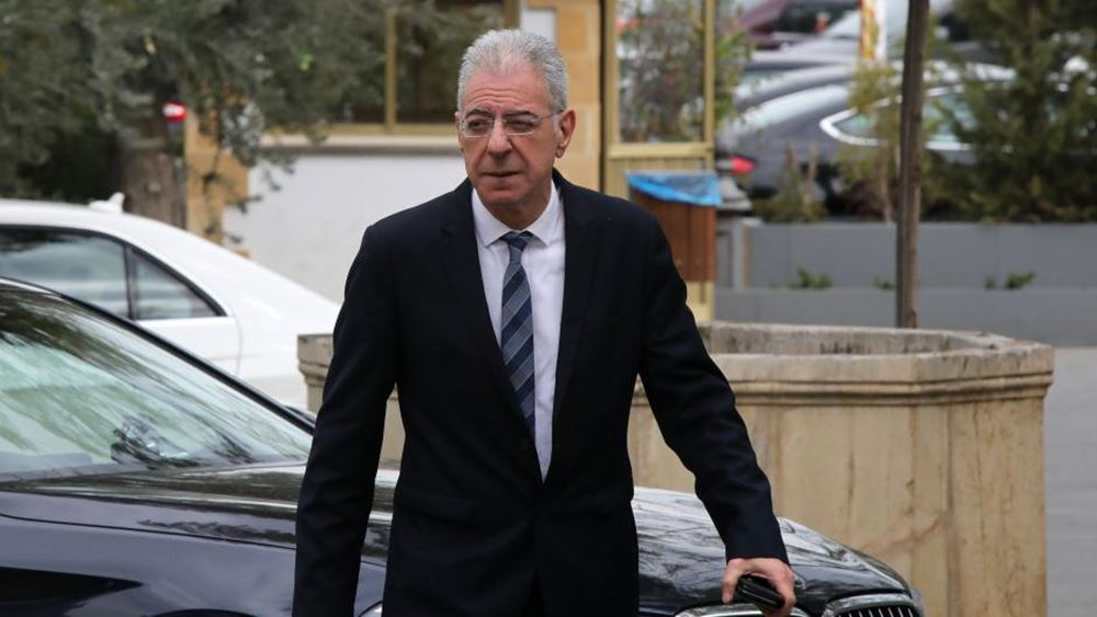 Προδρόμου: Η Σύνοδος Κορυφής Κύπρου, Ελλάδας, Αιγύπτου είναι συνεργασία στη βάση διεθνούς νομιμότητας
