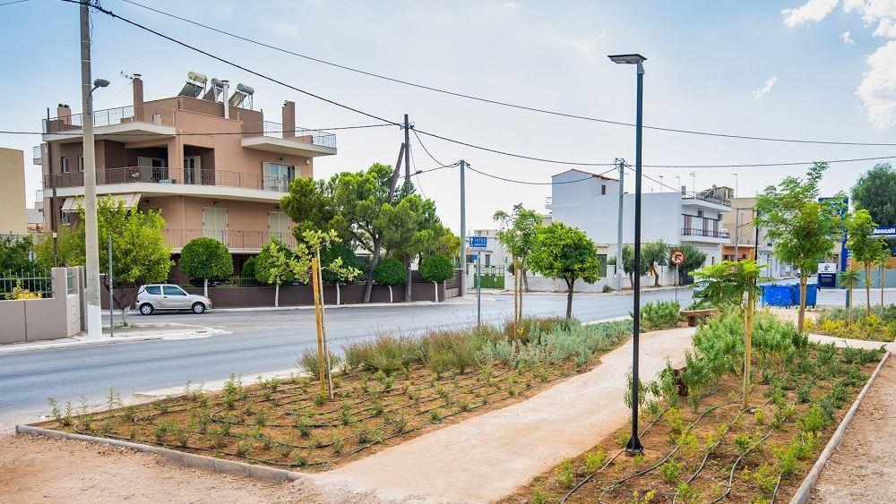 """P&G: Δύο επιπλέον γειτονιές """"πρασινίζουν"""" με τη δημιουργία των νέων πάρκων τσέπης στην Πετρούπολη και τον Ασπρόπυργο"""
