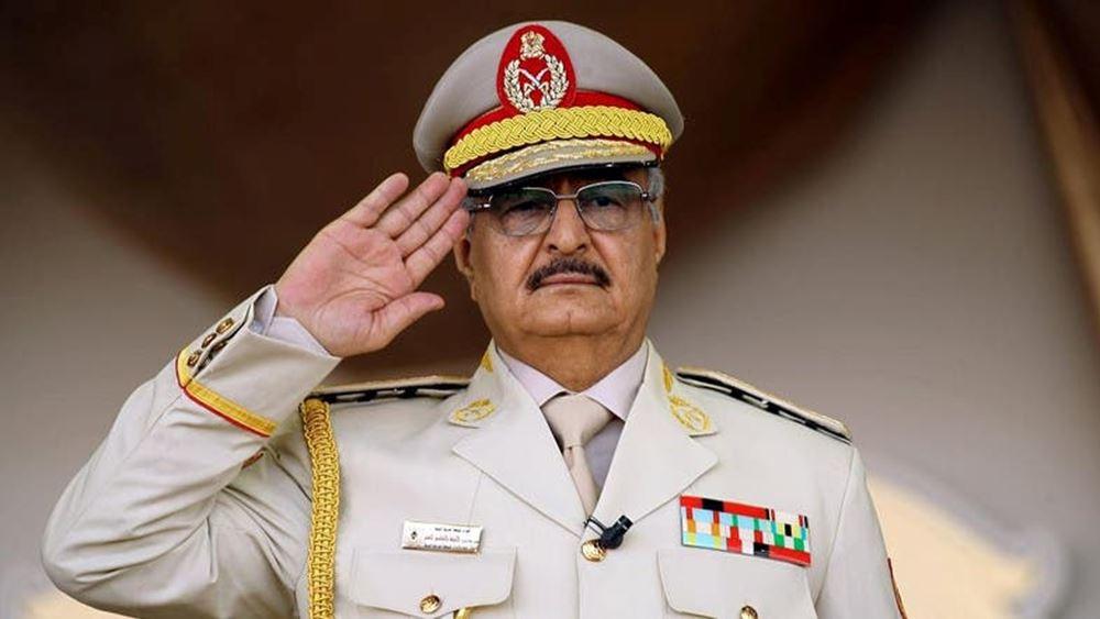 Λιβύη: Δυνάμεις του Χαφτάρ κατέλαβαν πλοίο με πλήρωμα Τούρκους ναυτικούς