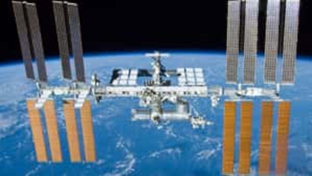 ΗΠΑ: Ο πύραυλος της SpaceX έφτασε στον Διεθνή Διαστημικό Σταθμό