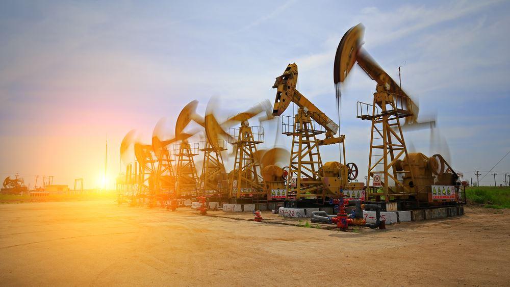 Πετρέλαιο: Σε υψηλό διμήνου, άνω των 32 δολ. το αμερικανικό αργό
