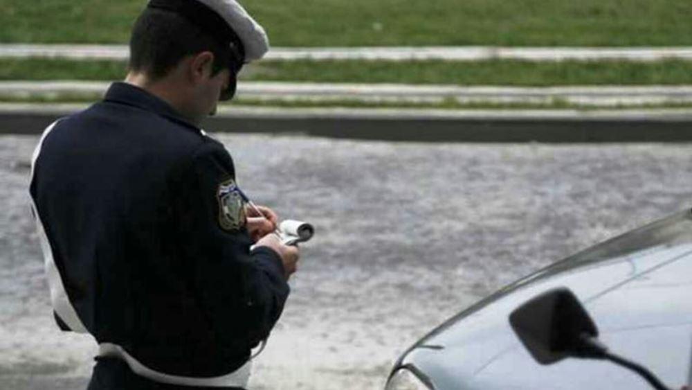 Πάνω από 1.500 τροχαίες παραβάσεις βεβαιώθηκαν το τελευταίο 24ωρο στην Κεντρική Μακεδονία