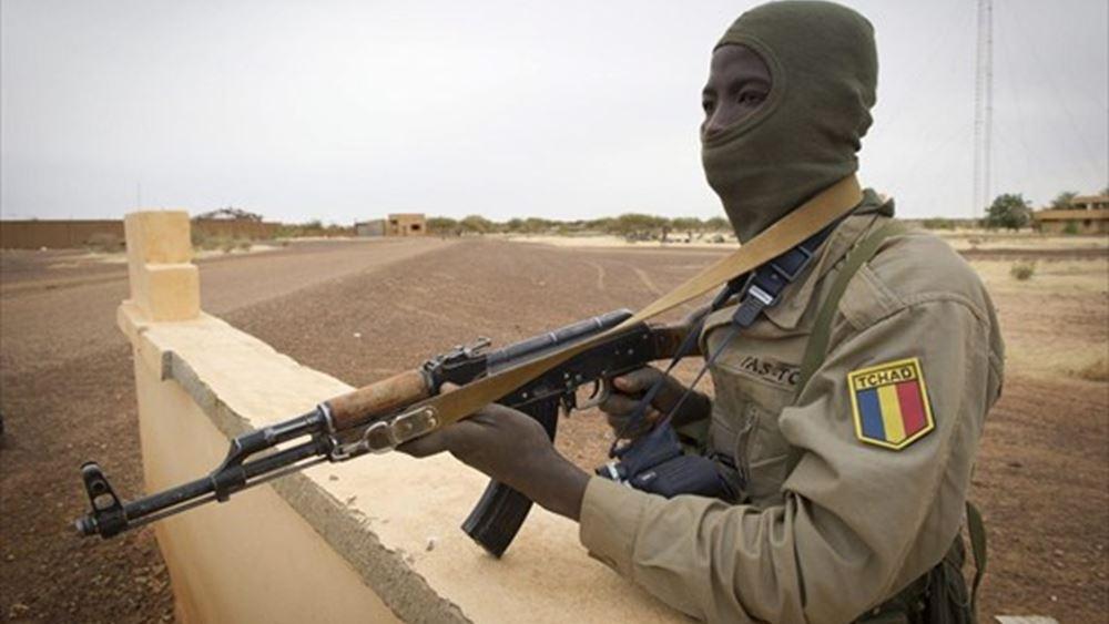 Μαλί: Ένας κυανόκρανος νεκρός και τέσσερις τραυματίες σε έκρηξη βόμβας στον βορρά