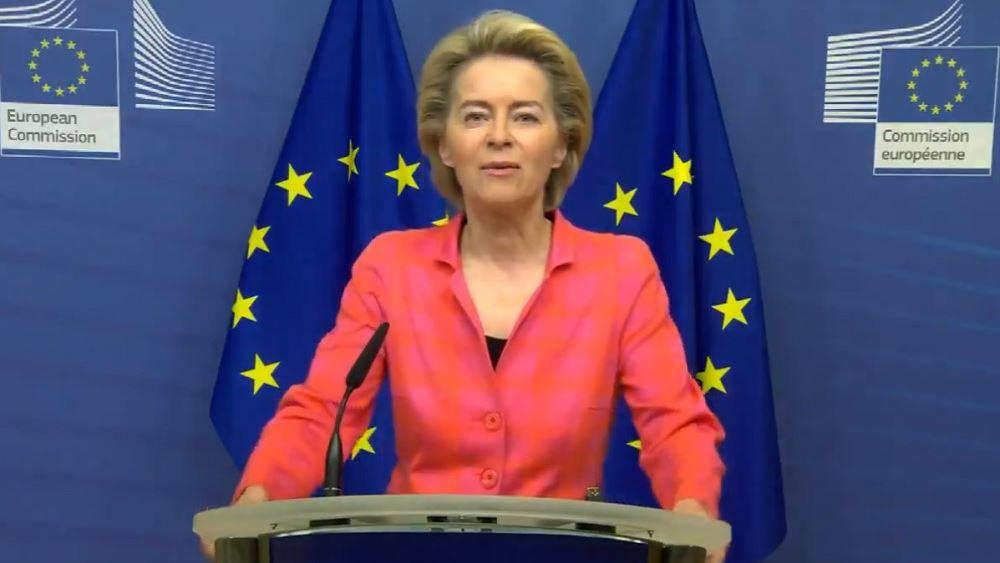 To Νέο Ευρωπαϊκό Μπάουχαους με στόχο τη βιωσιμότητα παρουσίασε η πρόεδρος της Κομισιόν