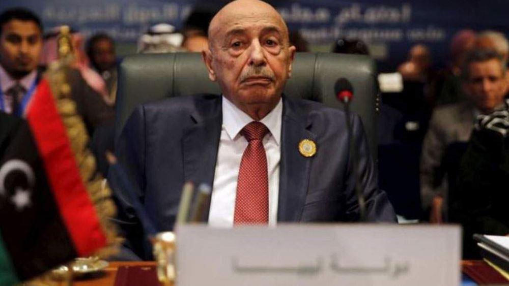 Πρόεδρος της λιβυκής Βουλής: Παράνομη η κυβέρνηση - Άκυρη η συμφωνία