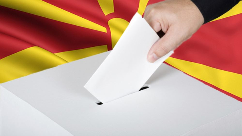 Βόρεια Μακεδονία: Σε εξέλιξη η ψηφοφορία για τις βουλευτικές εκλογές