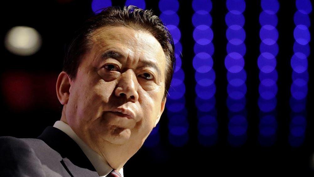 Κίνα: Ο πρώην πρόεδρος της Ιντερπόλ κατηγορείται για διαφθορά