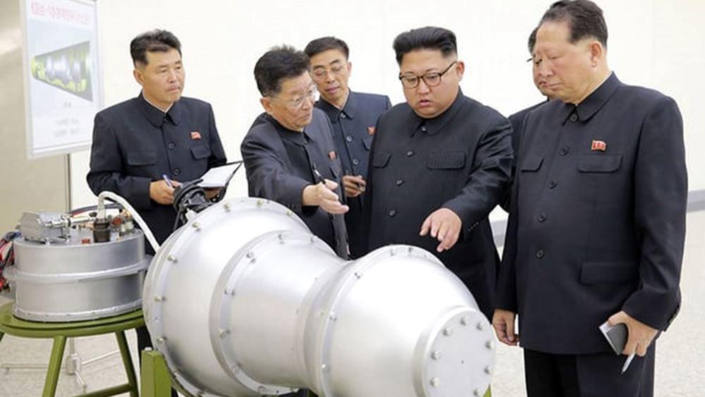 Βόρεια Κορέα: Αν σταματήσουν οι ΗΠΑ με τα πυρηνικά, θα σταματήσουμε κι εμείς