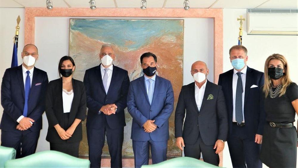 Συνεργασία PepsiCo Hellas και N.U. AQUA για επαναλειτουργία του εμφιαλωτηρίου Λουτρακίου