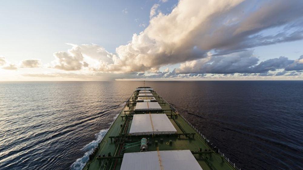 Αποκαταστάθηκε η βλάβη του φορτηγού πλοίου που παρέμενε ακυβέρνητο βόρεια του Ηρακλείου