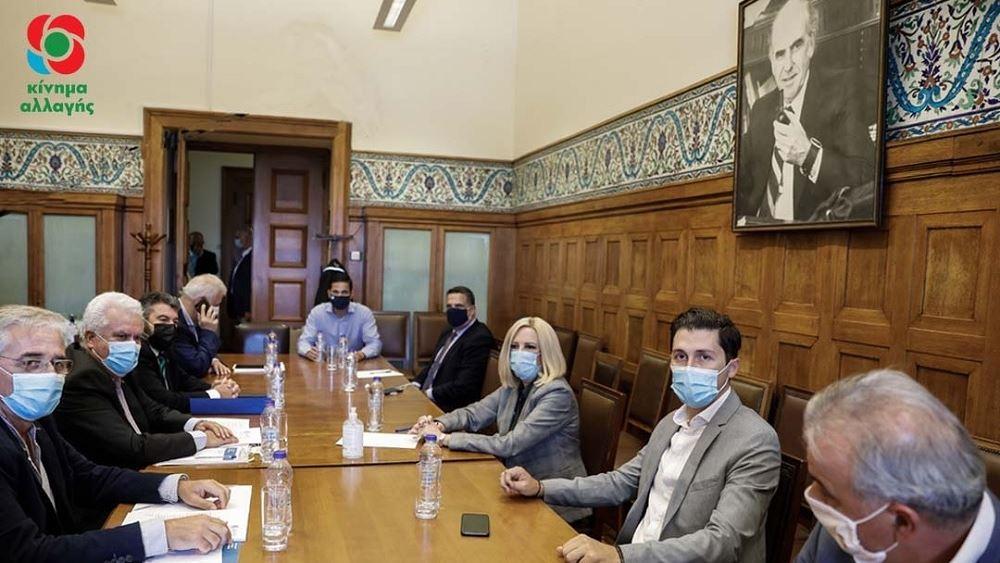 Φ. Γεννηματά: Η κυβέρνηση οδηγεί την ελληνική μικρομεσαία επιχείρηση στον αφανισμό