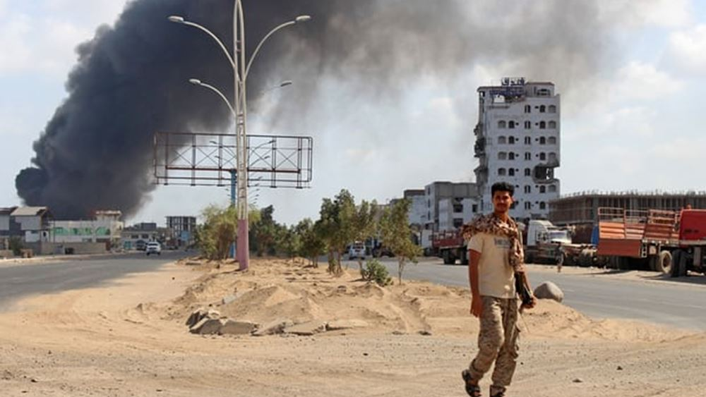 Υεμένη: 130 νεκροί από βομβαρδισμό φυλακής (upd)
