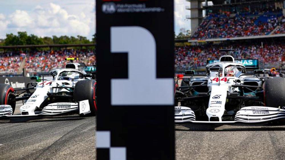 F1: Ο Hamilton στην pole