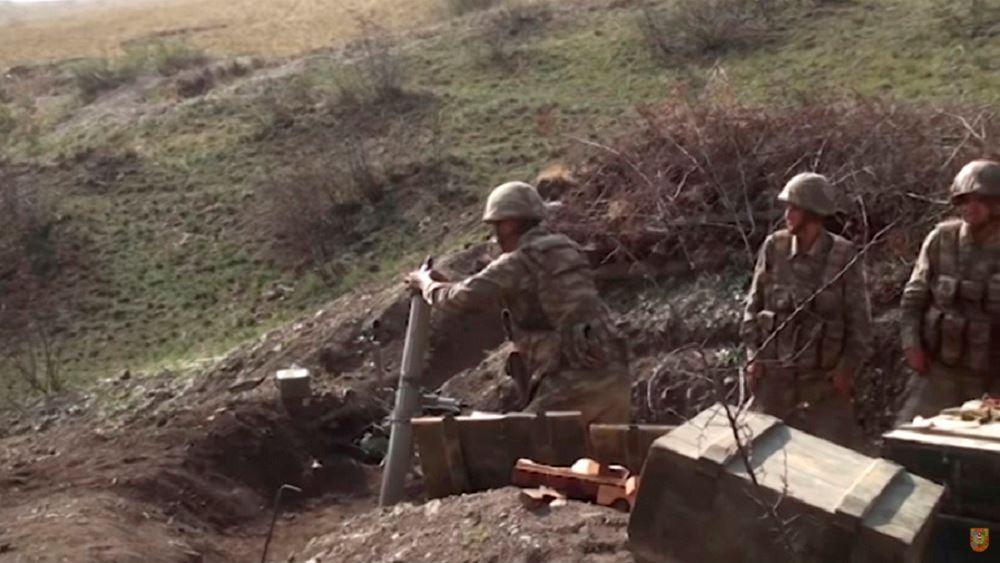 Στα πρόθυρα ολοκληρωτικού πολέμου Αρμενία - Αζερμπαϊτζάν