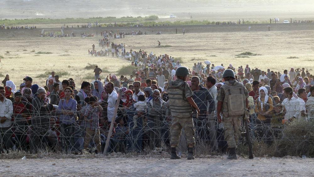Πάνω από 415.000 Συριόπουλα γεννήθηκαν στην Τουρκία από το 2011