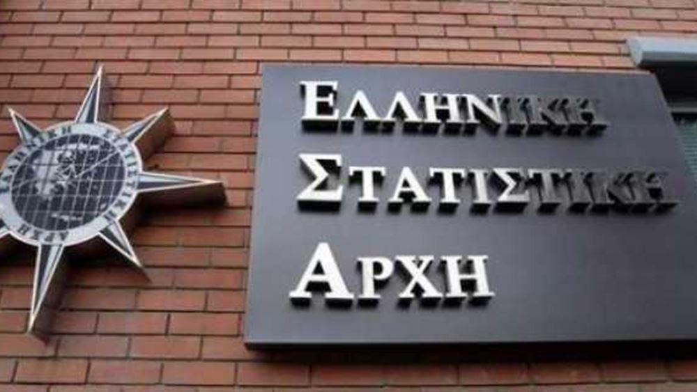 ΕΛΣΤΑΤ: Άνοδος 6,8% του δείκτη τιμών παραγωγού στη βιομηχανία