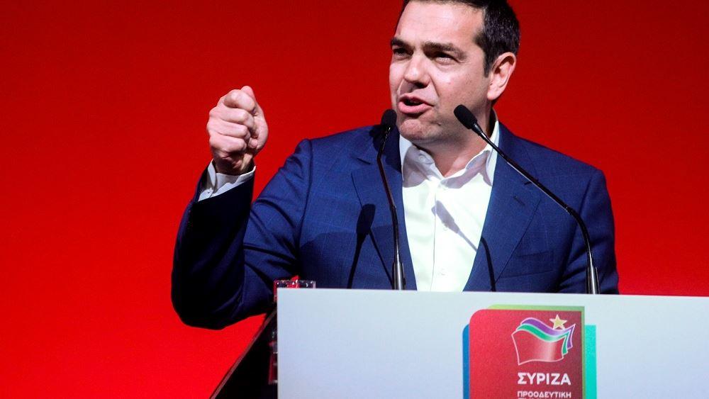 ΥΠΑ: Δεν μετακινήθηκε εξοπλισμός ελέγχου επιβατών στην ομιλία Τσίπρα στην Καλαμάτα