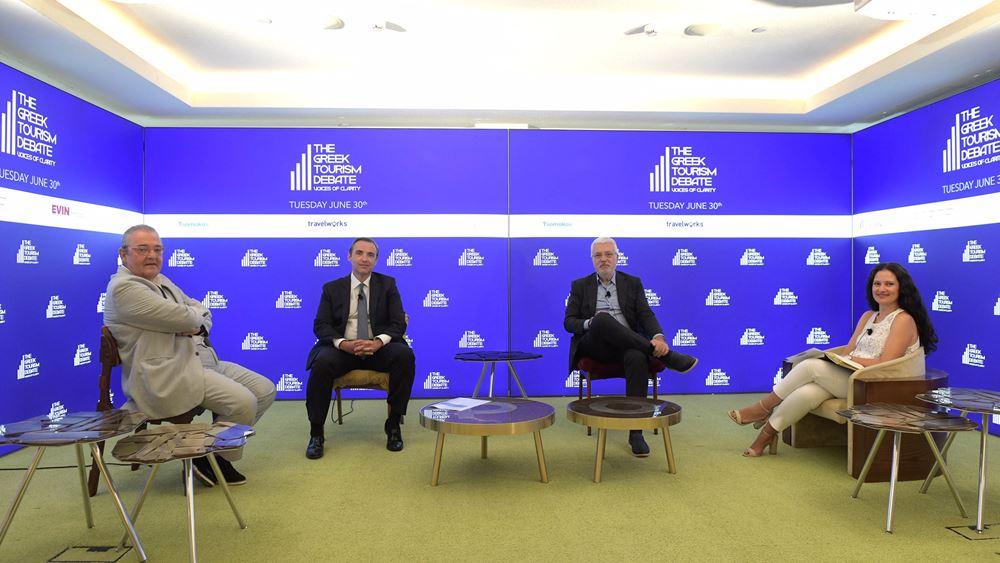 The Greek Tourism Debate:Προβληματισμός για την επόμενη μέρα του τουρισμού