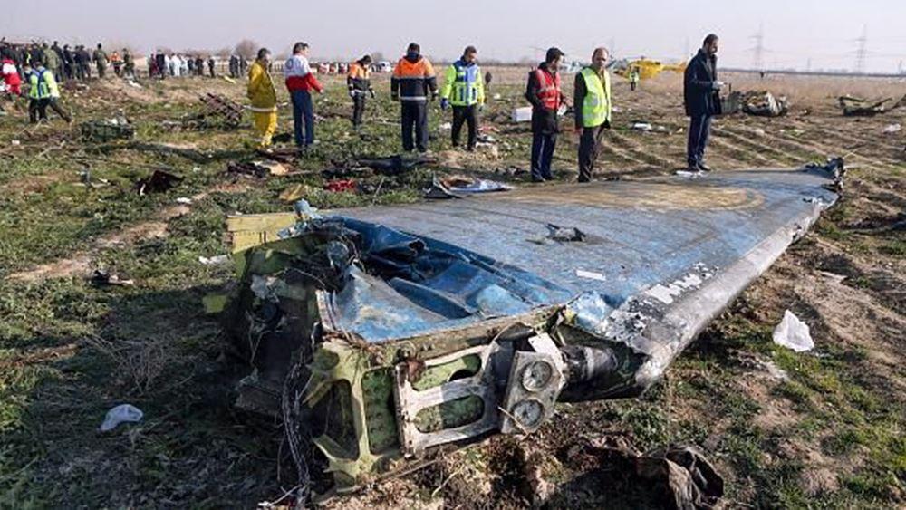 Ουκρανία: Εξετάζει απαγγελία κατηγοριών για ανθρωποκτονία από πρόθεση στην κατάρριψη του 737
