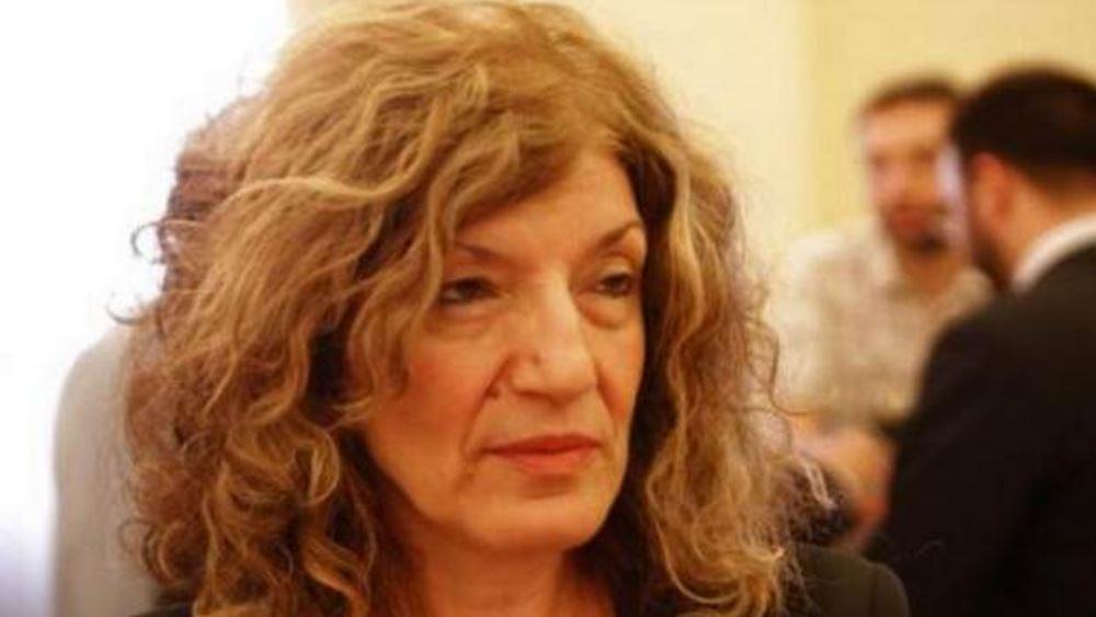 Σία Αναγνωστοπούλου: Περνούσα έξω απ' το Μουσείο και έθεσα τις γερμανικές αποζημιώσεις