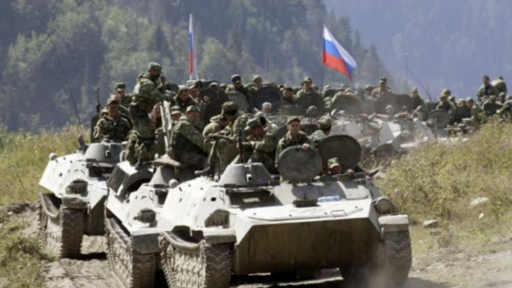"""Η Ρωσία """"θα απαντήσει με στρατιωτικά μέτρα"""" σε περίπτωση που το ΝΑΤΟ λάβει μέτρα εναντίον της"""