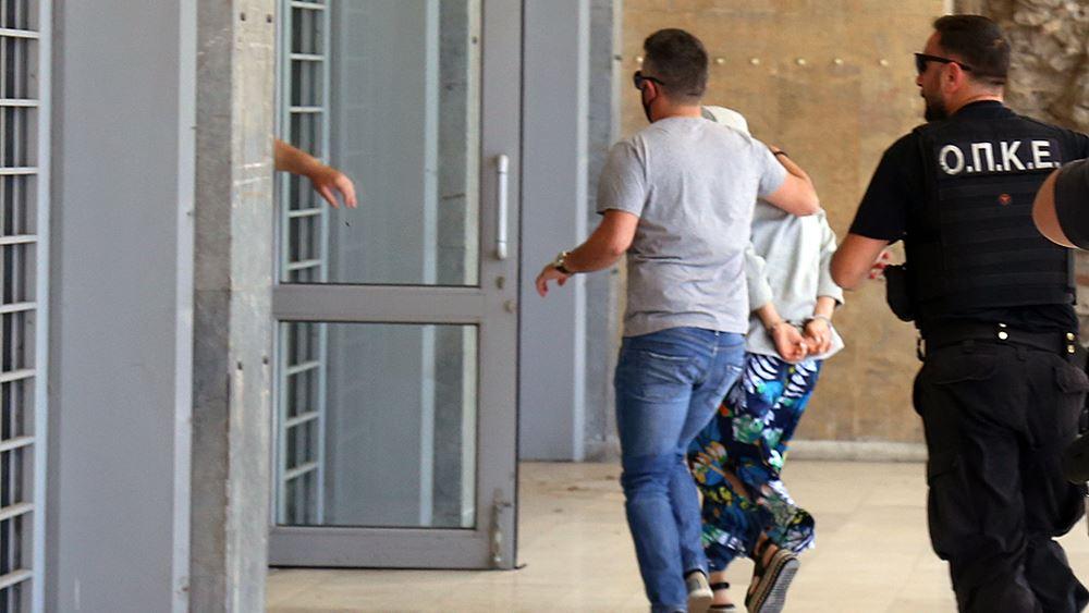 Υπόθεση Μαρκέλλας: Σε εξέλιξη η απολογία της 33χρονης