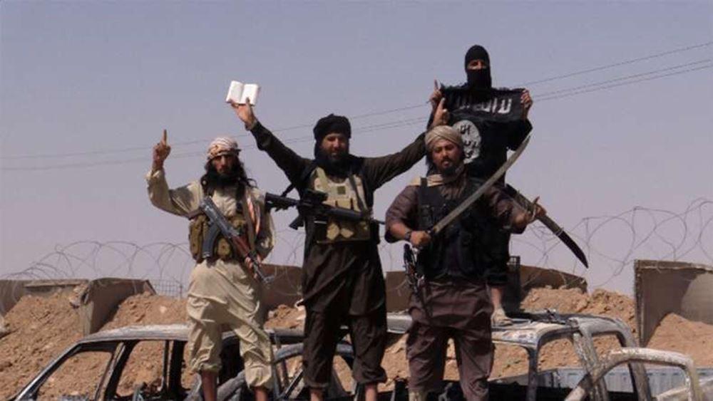 """Λίγους μήνες μετά το """"τέλος του ISIS"""" ο Πομπέο λέει ότι έχει δυναμώσει σε Συρία και Ιράκ"""