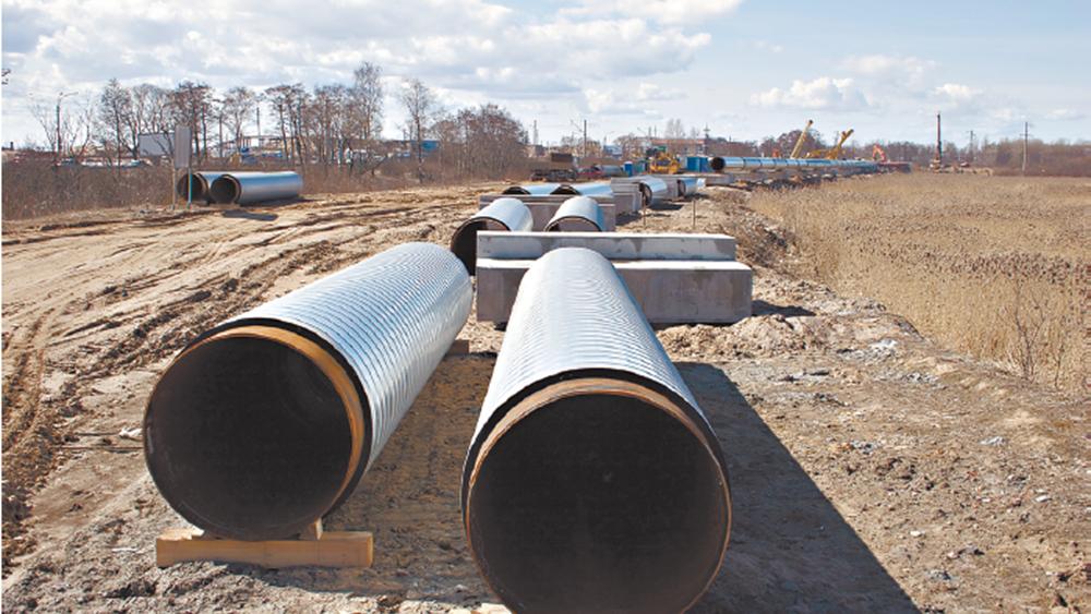 Gazprom: Θα ολοκληρώσει ακόμη και μόνη της τον αγωγό Nord Stream-2