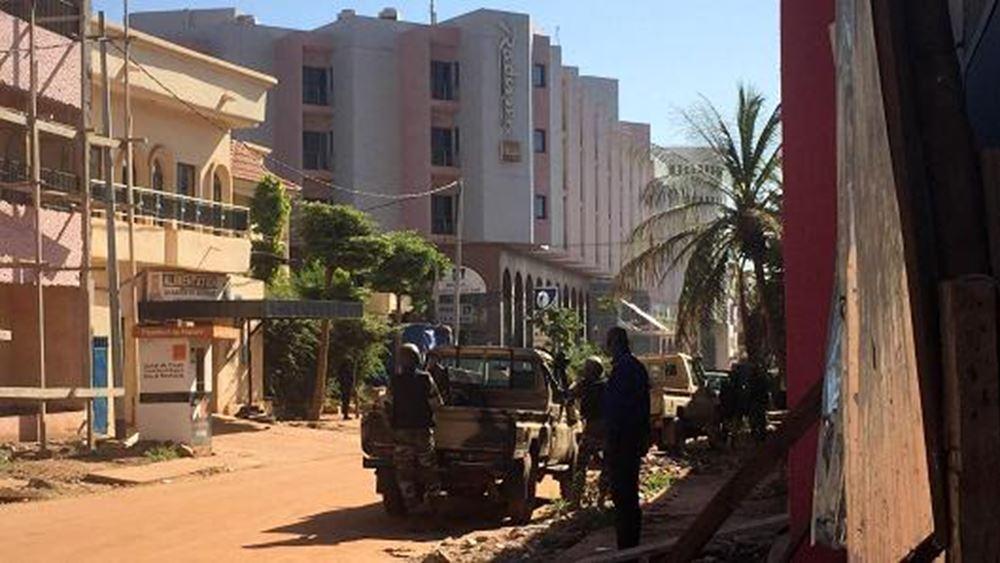 Ένοπλοι επιτέθηκαν σε ξενοδοχείο στην πρωτεύουσα του Μάλι