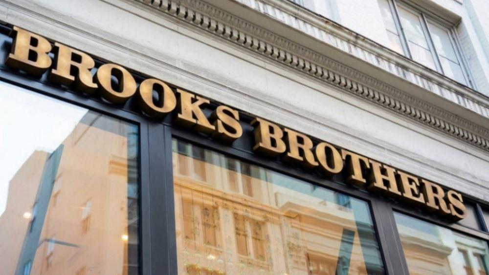 Ολοκληρώθηκε η εξαγορά της Brooks Brothers USA από τις ABG και SPARC Group