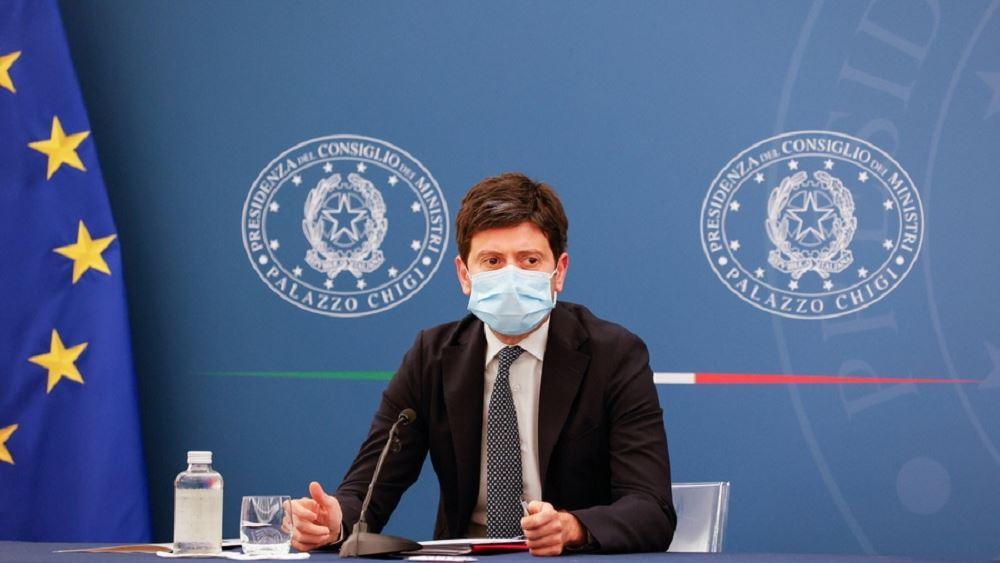 Ιταλός υπουργός Υγείας: Είμαστε ακόμη μέσα στην επιδημία