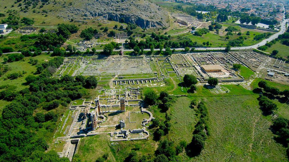ΥΠΠΟΑ: Έργα ύψους 3.700.000 ευρώ εκτελούνται στον αρχαιολογικό χώρο των Φιλίππων