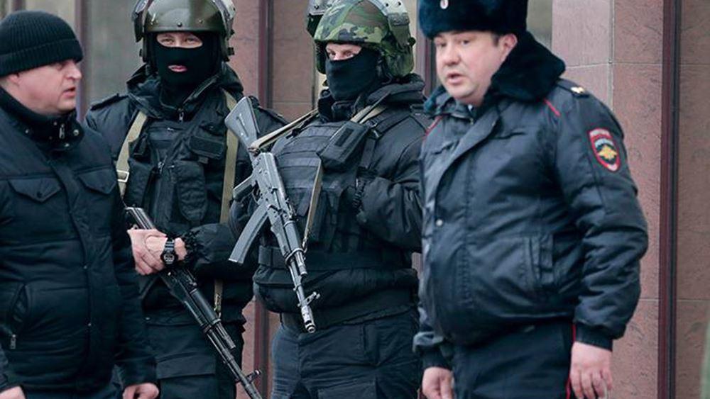 Ρωσία: Ο στρατιώτης που σκότωσε οκτώ συναδέλφους του πιθανώς υπέστη νευρικό κλονισμό