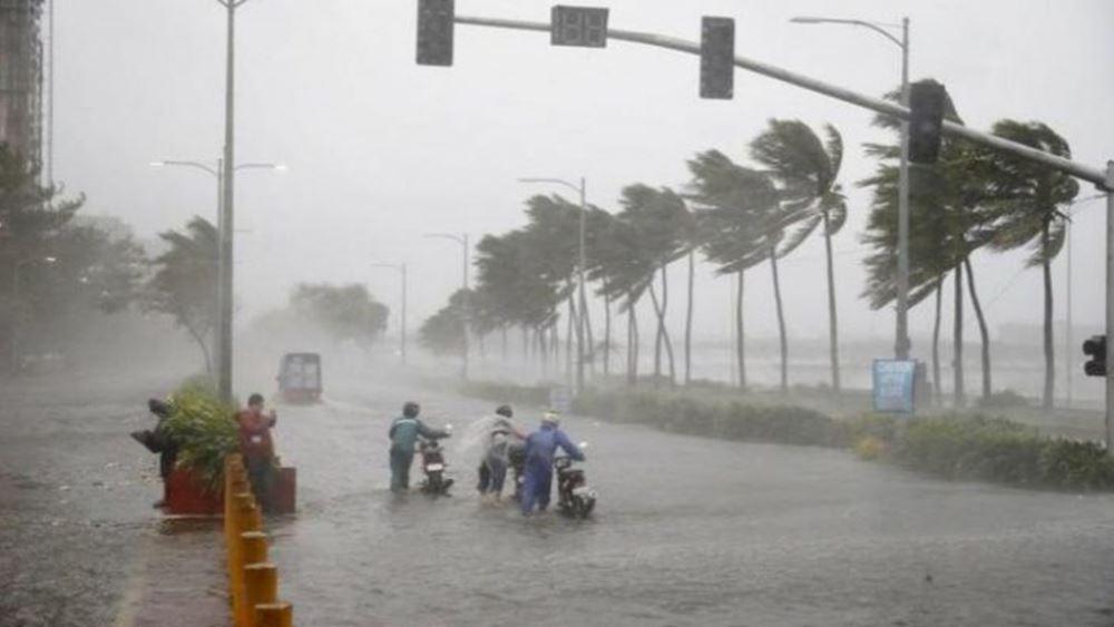 Φιλιππίνες: Δεκάδες θαμμένοι κάτω από όγκους λάσπης λόγω τυφώνα Μανγκούτ, 65 οι νεκροί