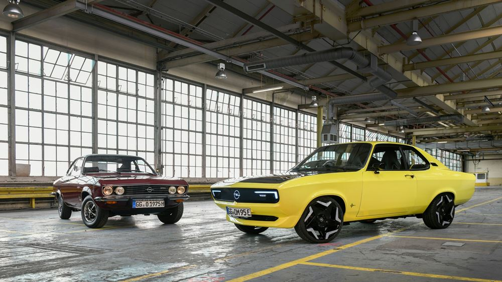 Η τεχνολογία και το όραμα πίσω από το Opel Manta GSe ElektroMOD