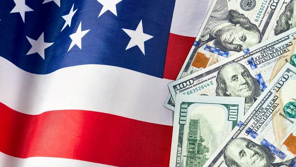 ΗΠΑ σημαια δολαριο