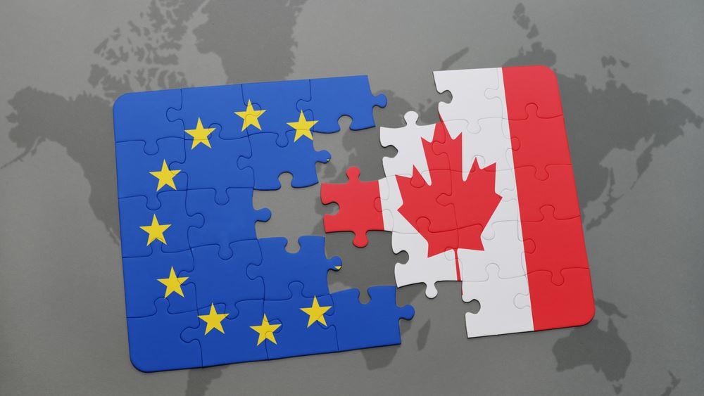 ΕΕ: Αίρονται οι ταξιδιωτικοί περιορισμοί για Καναδά και άλλες 9 χώρες
