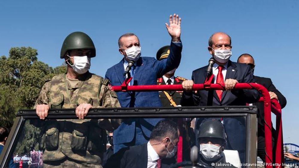 Σχόλιο DW: Επιθετική και υβριστική ρητορική Ερντογάν