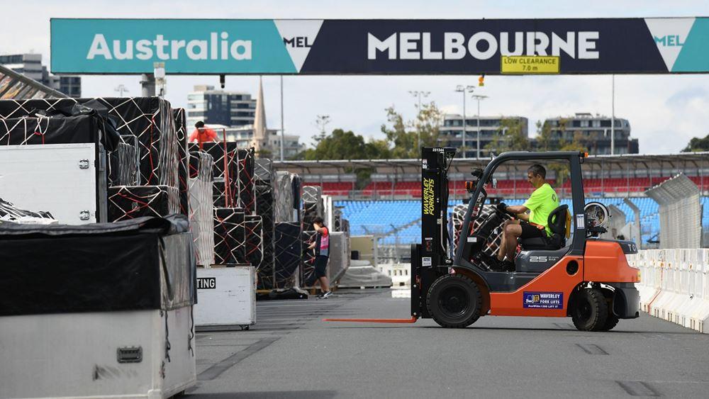 Επίσημο: Ματαίωση του GP Αυστραλίας