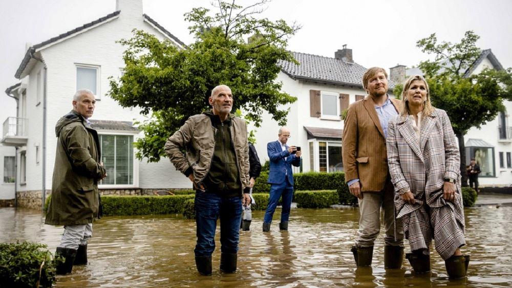 Ολλανδία: Οι αρχές εκκενώνουν μεγάλο μέρος της πόλης Φένλο - Προειδοποίηση και στους κατοίκους του Μέερσεν