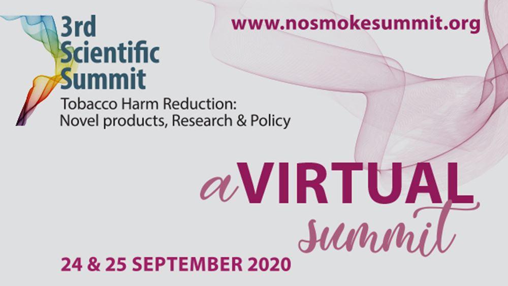 Ιδρυτική διακήρυξη της Διεθνούς Εταιρείας για τον έλεγχο του καπνίσματος & τη μείωση της βλάβης από το κάπνισμα