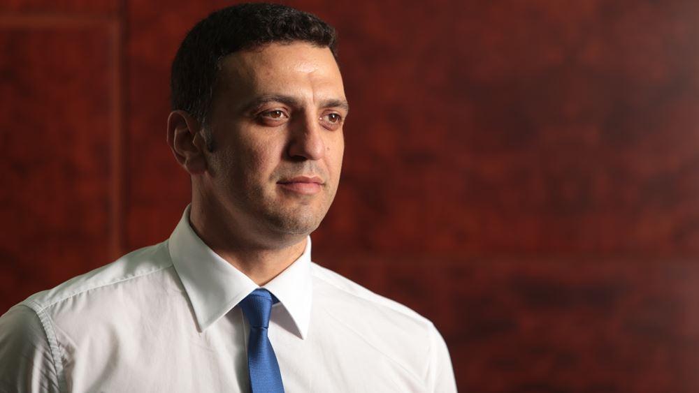 Β. Κικίλιας: Αν Τσίπρας-Καμμένος διαφωνούν για τα Σκόπια ας παραιτηθούν