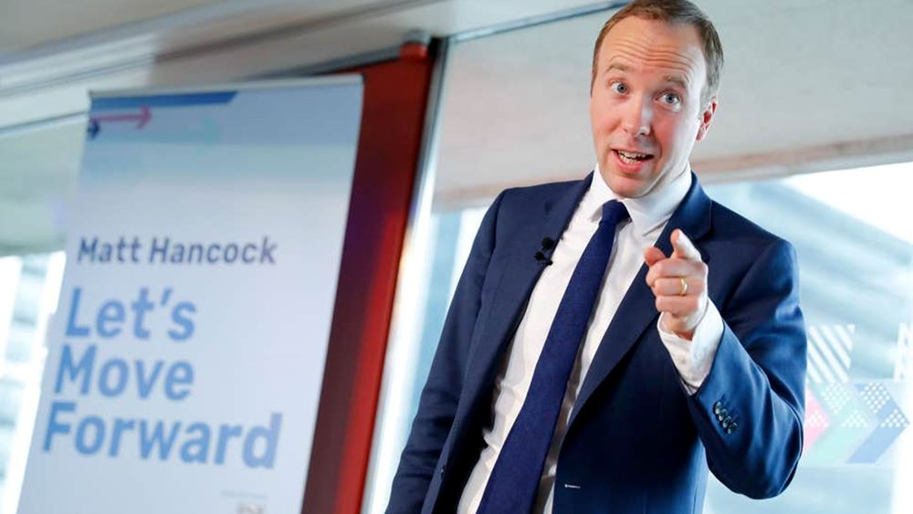 Βρετανία: Αποσύρθηκε από την κούρσα διαδοχής των Συντηρητικών ο Μ. Χάνκοκ