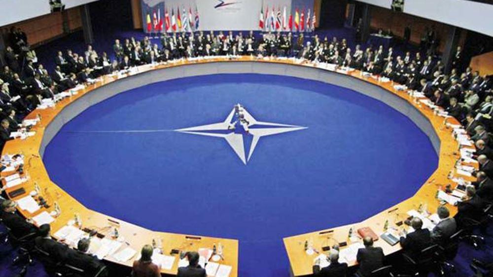 ΝΑΤΟ: Ανησυχία για τη συγκέντρωση ρωσικών στρατιωτικών δυνάμεων κοντά στην Ουκρανία
