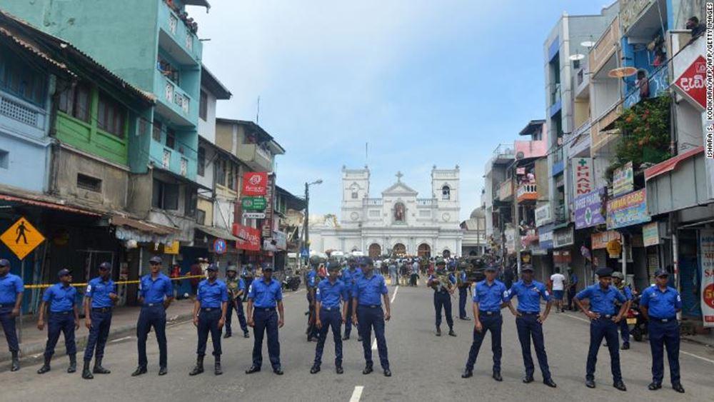 Νέα έκρηξη στη Σρι Λάνκα- δύο νεκροί