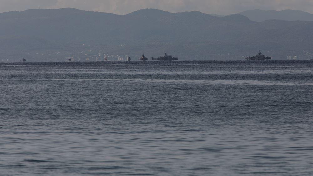 """Ατύχημα """"Καλλιστώ"""": Τη σύλληψη του πλοιάρχου του Maersk Launceston διέταξε ο εισαγγελέας"""
