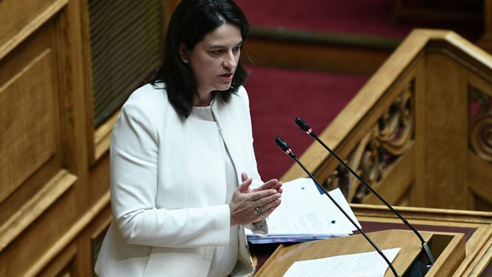 Ν. Κεραμέως: Το νομοθετικό έργο μας επιτρέπει στο σχολείο να γυρίσει σελίδα