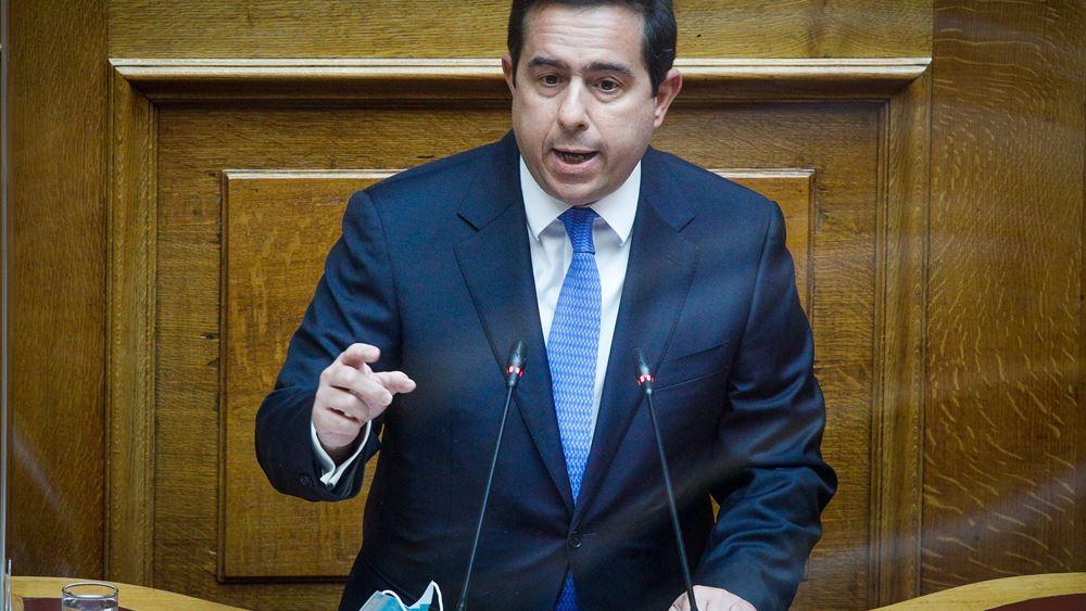 Μηταράκης: Η αποσυμφόρηση στα νησιά έγινε πράξη χωρίς να δημιουργήσουμε πίεση στην ηπειρωτική Ελλάδα